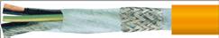 KAWEFLEX 5288 SK-C-PUR c UL SERVO 0,6/1kV